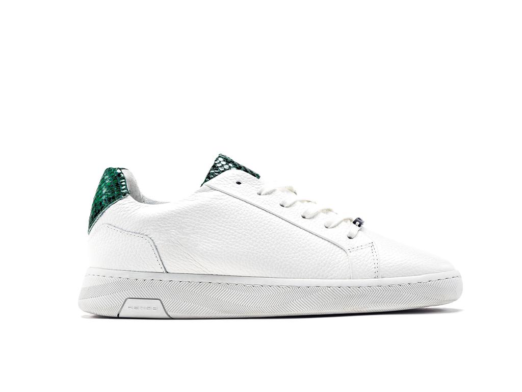 Ziya nvd white green