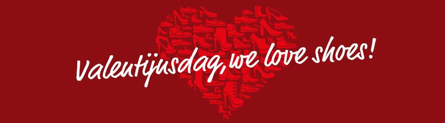 Valentijn we love shoes