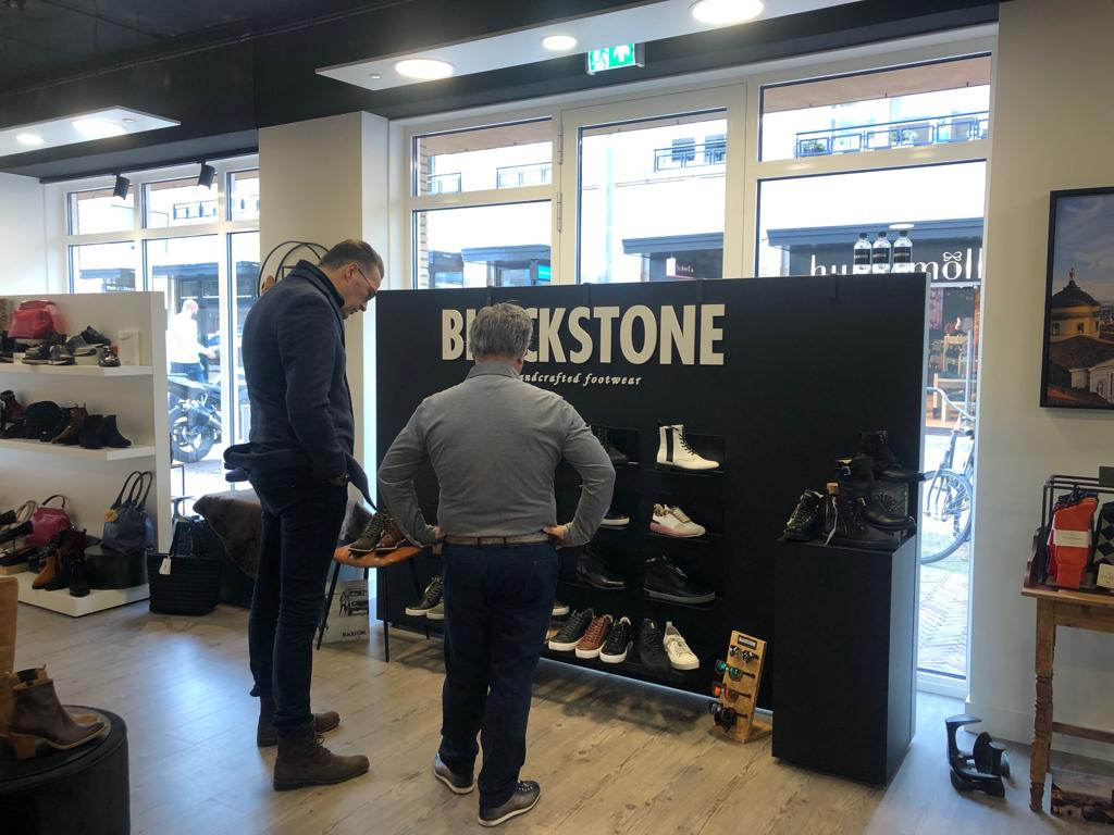 International boots day Blackstone shoes and boots