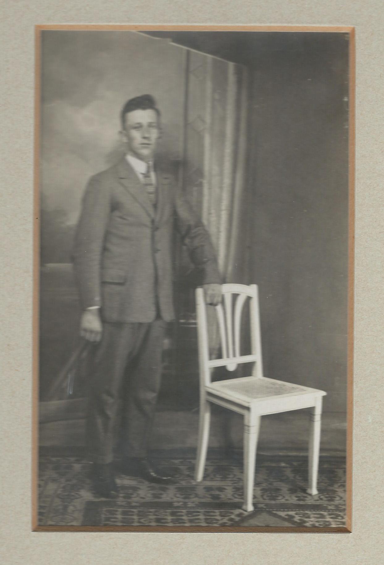 2e generatie Martinus van den Berg Noordwijk