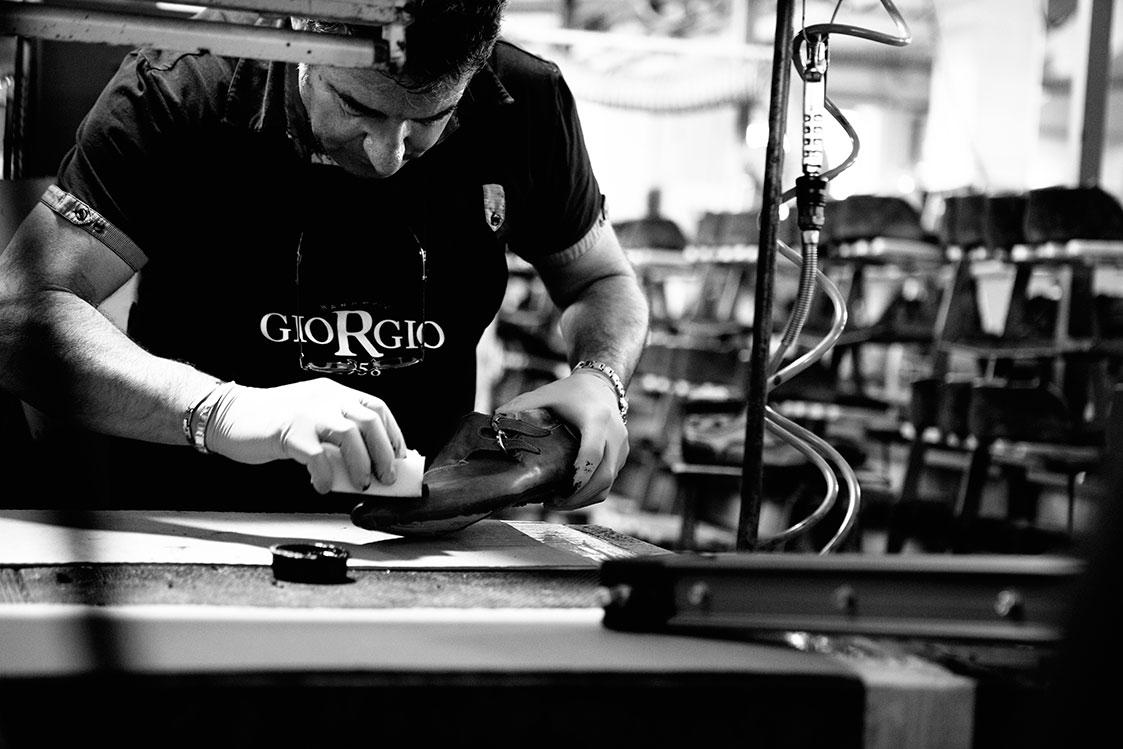 Giorgio handfinish