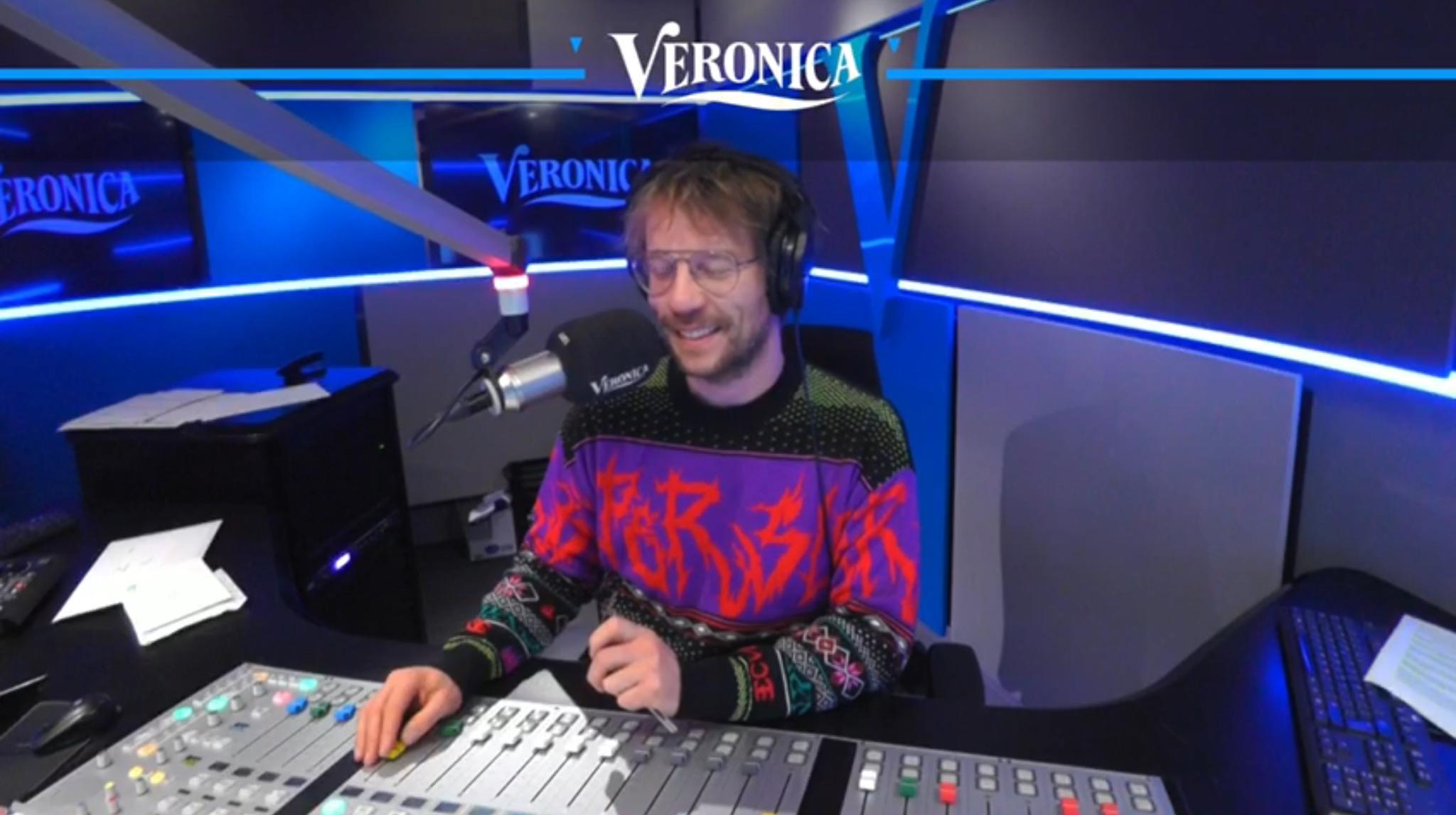 Giel van Beelen Radio Veronica Blackstone international bootsday