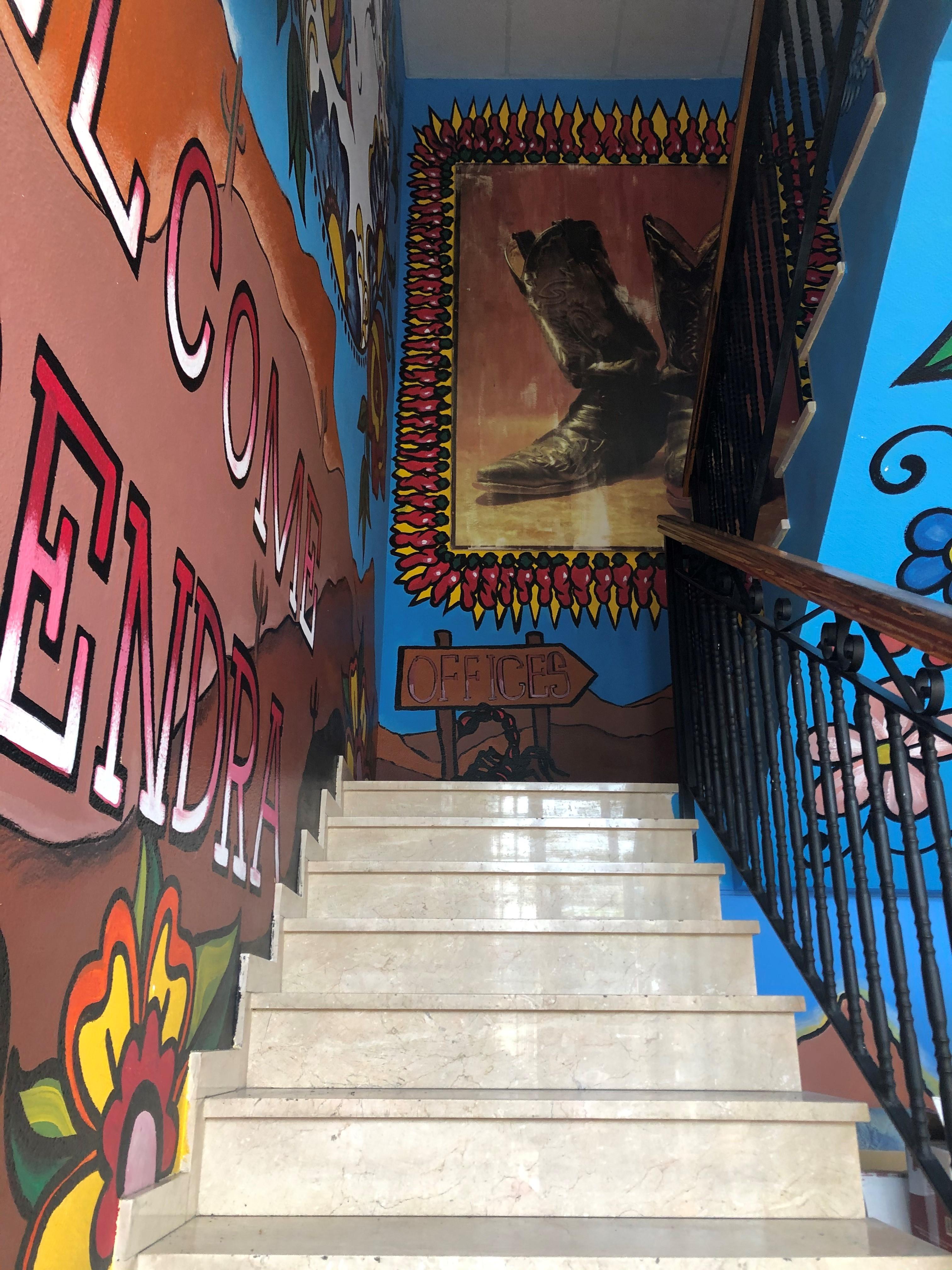 Stairway to Sendra