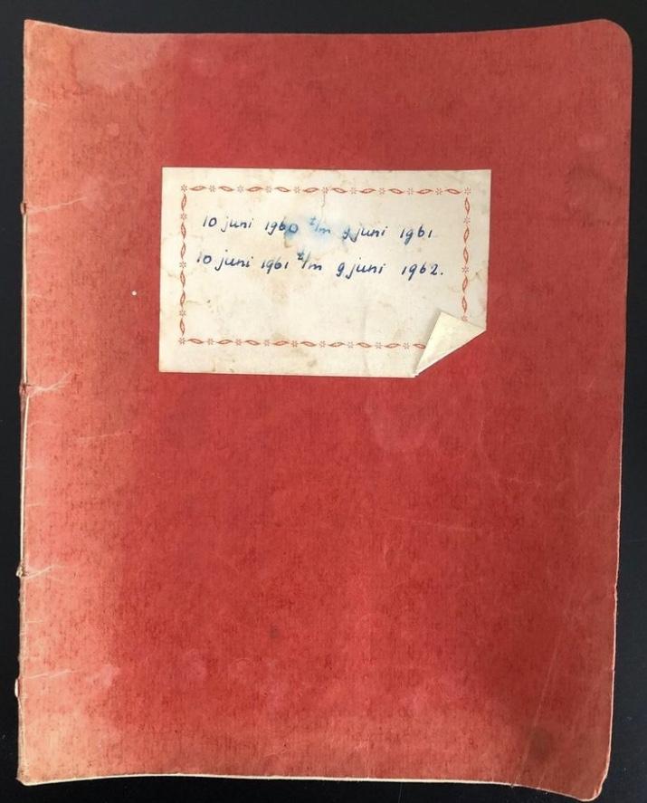 kasboek 1960