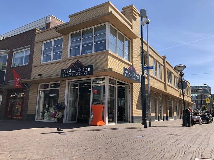 winkel Aad van den Berg Modeschoenen Hoofdstraat 62 Noordwijk