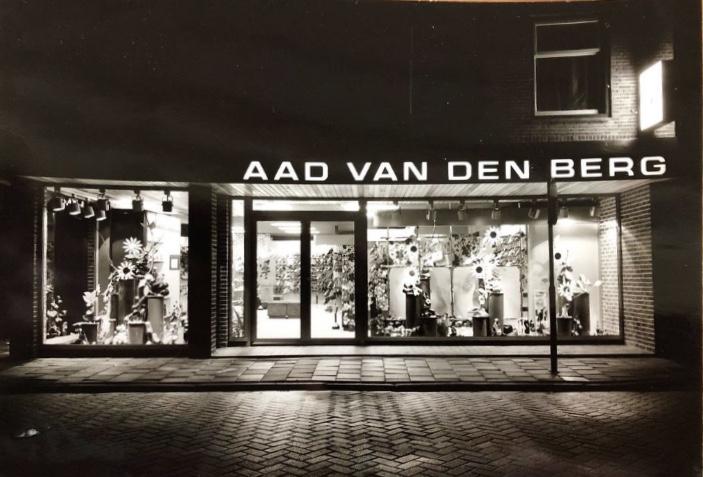 schoenenwinkel Aad van den berg Sint Jeroensweg 10 Noordwijk