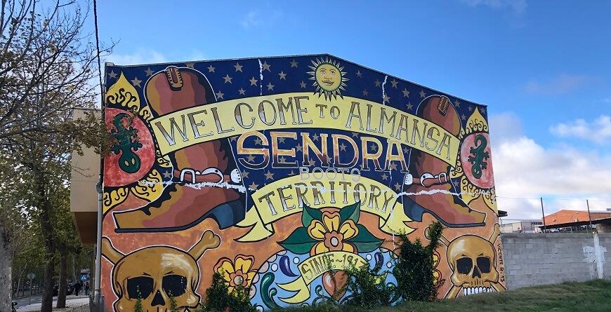 Bezoek aan de Sendra fabriek