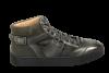 Santoni Herenschoenen Sneakers groen
