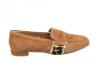 Nalini Damesschoenen Instappers bruin
