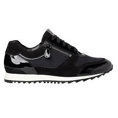 Hassia Damesschoenen Sneakers zwart
