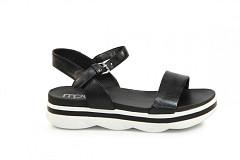 Mjus Damesschoenen Sandalen zwart