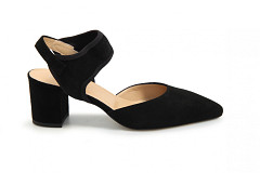 Nalini Damesschoenen Sandalen zwart