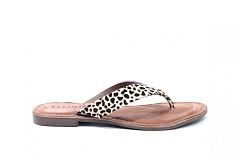 Lazamani Damesschoenen Slippers beige