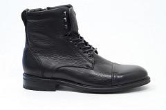 Blackstone Shoes Herenschoenen Veterlaarzen zwart