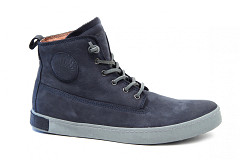Blackstone Shoes Herenschoenen Veterlaarzen blauw