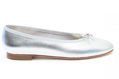 Aad van den Berg Modeschoenen Damesschoenen Instappers zilver