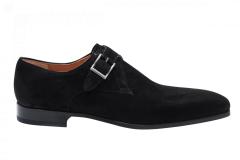 Magnanni Herenschoenen Gesp schoenen zwart