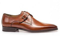 Van Bommel Herenschoenen Gesp schoenen bruin