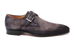 Magnanni Herenschoenen Gesp schoenen grijs