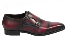 MioTinto Herenschoenen Gesp schoenen paars