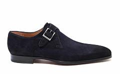 Magnanni Herenschoenen Gesp schoenen blauw