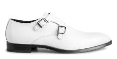 MioTinto Herenschoenen Gesp schoenen wit