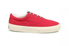 Sebago Herenschoenen Sneakers rood