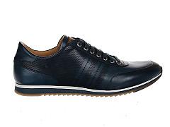 Magnanni Herenschoenen Sneakers blauw