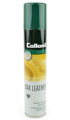 Collonil Wax leather spray200 kleurloos