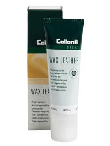Collonil Wax leather tube 75m kleurloos