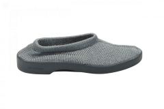 Arcopedico Damesschoenen Instappers grijs