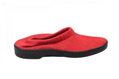 Arcopedico Damesschoenen Instappers rood