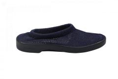 Arcopedico Damesschoenen Instappers blauw