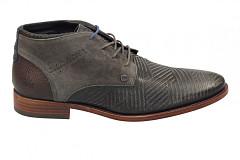 Rehab Footwear Herenschoenen Veterlaarzen grijs