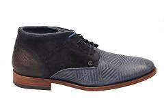 Rehab Footwear Herenschoenen Veterlaarzen blauw