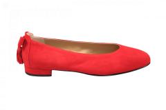 Nalini Damesschoenen Instappers rood
