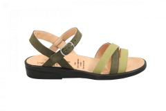 Ganter Damesschoenen Sandalen groen