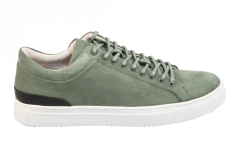 Blackstone Shoes Herenschoenen Sneakers groen
