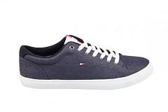 Tommy Hilfiger Herenschoenen Sneakers blauw