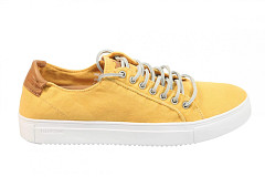 Blackstone Shoes Herenschoenen Sneakers geel
