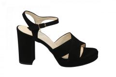 Lilian Damesschoenen Sandalen zwart