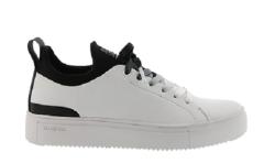 Blackstone Shoes Damesschoenen Sneakers wit