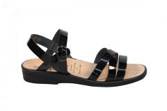 Ganter Damesschoenen Sandalen zwart