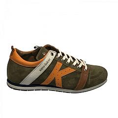 Kamo-Gutsu Herenschoenen Sneakers groen