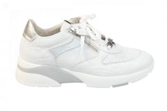 DL Sport Damesschoenen Sneakers wit