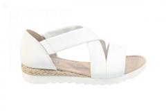 Gabor Damesschoenen Sandalen wit