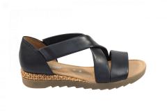 Gabor Damesschoenen Sandalen blauw