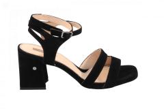 Floris van Bommel Damesschoenen Sandalen zwart