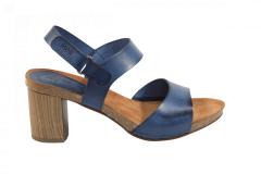 Hee Damesschoenen Sandalen blauw
