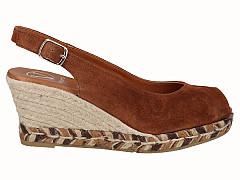 Viquera Damesschoenen Sandalen bruin